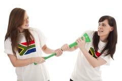 De Kop van de Wereld van FIFA 2010 Zuid-Afrika Stock Afbeelding