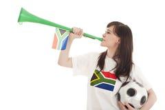 De Kop van de Wereld van FIFA 2010 Zuid-Afrika Stock Foto's