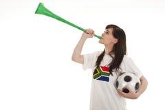 De Kop van de Wereld van FIFA 2010 Zuid-Afrika Stock Afbeeldingen