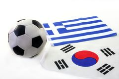 De Kop van de Wereld van het voetbal 2010 Royalty-vrije Stock Afbeelding