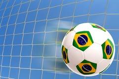 De Kop van de Wereld van het voetbal 2014 Stock Afbeeldingen