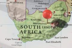 De Kop van de Wereld van het voetbal Zuid-Afrika 2010 Stock Afbeeldingen