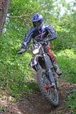 De kop van Endurocross Stock Afbeeldingen