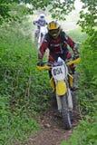 De kop van Endurocross Stock Afbeelding