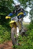 De kop van Endurocross Royalty-vrije Stock Fotografie