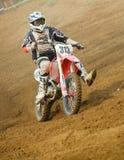 De Kop van het team IMBA Naties (motocross) Stock Foto