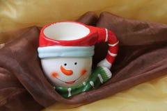 De kop van Kerstmis Royalty-vrije Stock Afbeelding