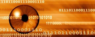 De kopbal van Internet Stock Afbeeldingen