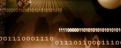 De kopbal van Internet Stock Foto