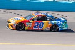 De Kopbestuurder Matt Kenseth van de monsterenergie NASCAR Royalty-vrije Stock Fotografie