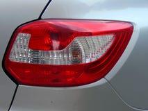 De koplamp van auto dichte omhooggaand stock fotografie