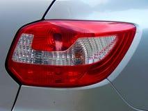 De koplamp van auto dichte omhooggaand royalty-vrije stock fotografie