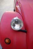 De koplamp van de auto Stock Foto