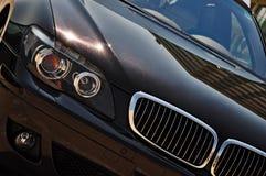 De Koplamp van de auto Royalty-vrije Stock Fotografie