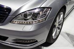 De koplamp van de auto Royalty-vrije Stock Afbeelding
