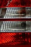 De koplamp van de autoreflector Stock Fotografie
