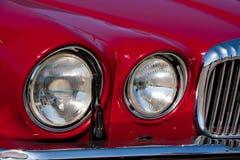 De koplamp van het voertuig Royalty-vrije Stock Foto's