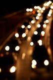 De koplampen van het verkeer Stock Fotografie