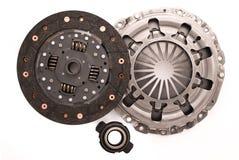 De koppeling van de motor van een auto. Royalty-vrije Stock Afbeeldingen