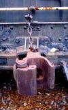 De Koppeling van de trein Stock Afbeelding