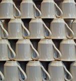 De Koppen van de koffie Stock Afbeeldingen