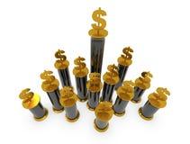 De Koppen van de premie Royalty-vrije Stock Afbeelding