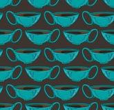 De Koppen van de thee en van de Koffie Royalty-vrije Stock Foto