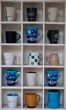 De kopPlank van de koffie Royalty-vrije Stock Fotografie