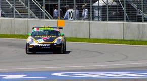 De kopuitdaging Montreal van Porsche GT3 royalty-vrije stock afbeelding