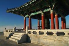 De Koreaanse Klok royalty-vrije stock afbeelding