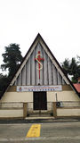 De Korpsen van Leger des Heilsbatang Malacca royalty-vrije stock foto
