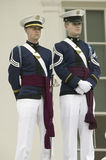 De Korpsen van Technologie van Virginia van Kadetten stock foto's