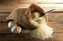 De Korrel van de rijst Stock Fotografie