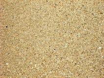 De Korrel van het zand Royalty-vrije Stock Afbeelding