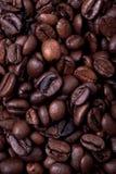 De korrels van Coffe Royalty-vrije Stock Afbeelding