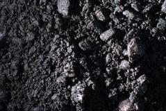 De korrels van het asfalt Royalty-vrije Stock Fotografie