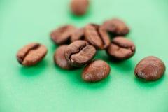 De korrels van koffie Royalty-vrije Stock Fotografie
