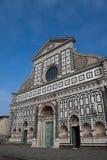De Korte roman van Santa Maria van de kerk Stock Foto's
