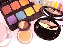 De kosmetiek Royalty-vrije Stock Afbeeldingen
