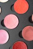 De kosmetische verven van de schoonheid Stock Afbeelding