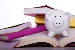 De kosten van het onderwijs Royalty-vrije Stock Afbeeldingen