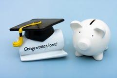 De Kosten van het onderwijs Royalty-vrije Stock Foto's