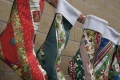 De kousen van Kerstmis Royalty-vrije Stock Afbeelding