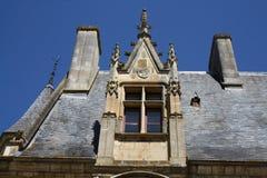 De kraagsteen van het kasteel Royalty-vrije Stock Afbeeldingen