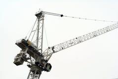 De Kraan van de bouw Stock Afbeelding