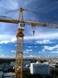 De kraan van de toren Stock Foto