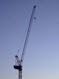 De kraan van de toren Royalty-vrije Stock Foto