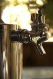 De kraan van het bier royalty-vrije stock foto's