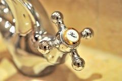 De Kraan van het water Royalty-vrije Stock Foto's