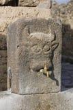De kraan van het water in geruïneerd Pompei Royalty-vrije Stock Afbeelding